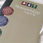 Catholic Diocese Stewardship Program Print Collateral